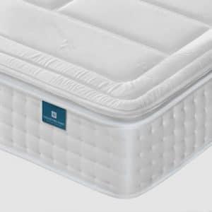 Colchón de Alta Gama Madrid, 30 cm de Altura, Descanso Premium, Viscografeno y Látex