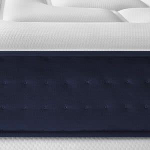 Colchón de Alta Gama Viena, 22 cm de Altura y Muelles Ensacados, Máxima Tecnología del Descanso