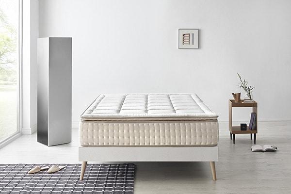 Colchón de Alta Gama Madrid, 32 cm de Altura, Descanso Premium, Viscografeno y Látex
