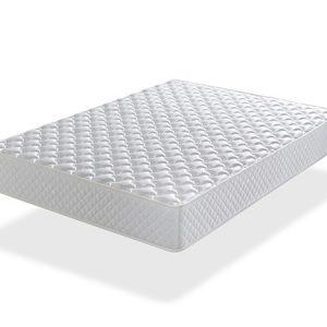 Colchón Segovia, 20 cm de Altura, 7 Zonas de Confort, Tejido 3D