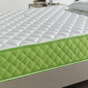 Colchón Low Cost de Viscografeno Fénix, 15 cm de Altura, Antiestrés y Anti Insomnio | Especial Cama Nido