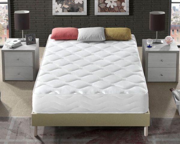 Colchón de Viscoelástico Firenza, 25 cm de Altura, Máximo Confort y Adaptabilidad   EXCLUSIVO ONLINE
