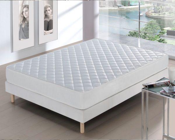 Colchón con Viscolátex Múnich, 15 cm de Altura, Máximo Confort y Adaptabilidad