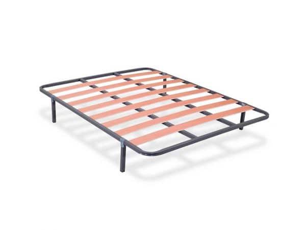 Pack Anticrisis Florida, Colchón Viscolátex 20 cm + Somier Antiralladuras, Máxima Durabilidad y Confort,