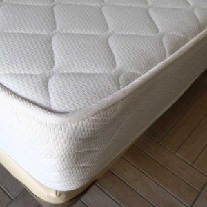 Colchón viscoelástico Calpe Confort hotel reversible (invierno / verano) Firmeza media Altura de 20 cm