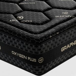 Colchón Super Graphen con Viscografeno y espuma de Grafeno | 30 cm de Descanso Premium